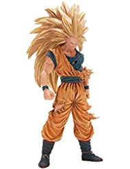 "Three Super Saiyan 3 Super Saiyan 3 Goku Dragon Ball SCultures modeling Tenkaichi Budokai 'L""V (japan import)"
