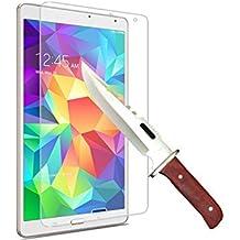 TopgadgetsUK Samsung Galaxy Tab S28.0Pulgadas (SM-T710) cristal templado vidrio Protector de pantalla, protector de pantalla Premium Ultra Delgado Ligero Premium calidad Explosion dureza vidrio templado para Samsung Galaxy Tab S28.0Pulgadas (SM-T710)