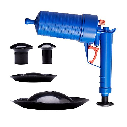 Air Drain Blaster, C 'est Drain Blaster Power Abflussreiniger High Druck Air Drain Blaster Pumpe Kolben Spüle Schlauch Verstopfen Entferner Toiletten Badezimmer Küche von