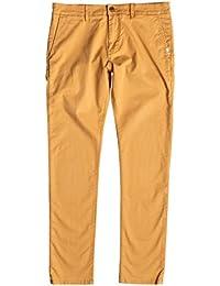 Quiksilver Krandy - Pantalones chinos para Hombre, Color: GOLDEN OAK, Talla: 28
