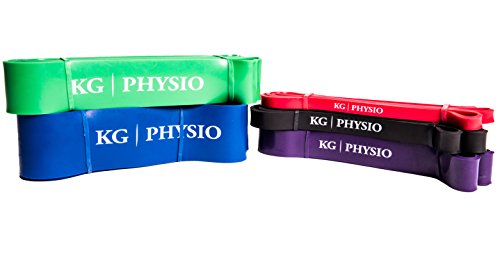 Resistance-bands-KG-PHYSIO-Powerlifting-CrossFit-and-Pull-Up-bands-BUY-3-GET-1-FREE-please-note-the-bands-are-sold-in-single-units