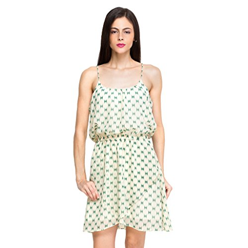 Oxolloxo Women'S Printed Dress  available at amazon for Rs.389