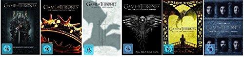 Game of Thrones - Season / Staffel 1+2+3+4+5+6 * DVD Set (A Game Of Thrones Dvd Box-set)