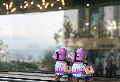 Blest Guest Loot Llama Peluche Muñeco de Peluche de Juguete Figura, Troll Stash Animal Alpaca Regalo para niños Niños… 5