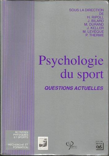 Psychologie du sport par Revue EPS