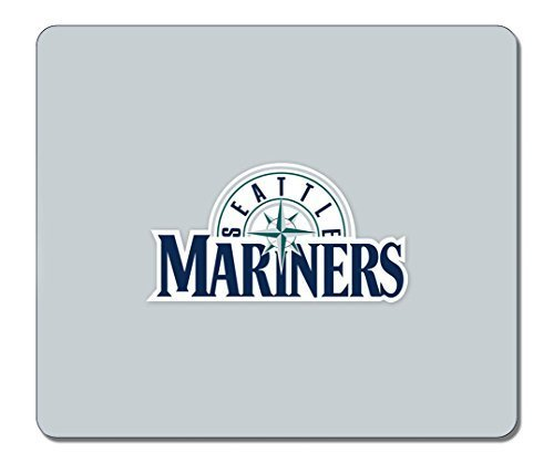Seattle Mariners-video (General Rectangle Non-Slip Rubber Large Mousepad Seattle Mariners Grey Gaming Mouse Pad Large Mousepad Customized Gaming Pad Large Mouse Pads)