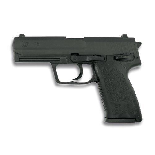 35085. Martinez Softair Pistole Metall schwarz HA112. 6mm Kaliber. Leistung 0,5 Joules -