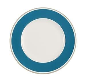 Villeroy & Boch Anmut Assiette plate Bleu pétrole 27 cm