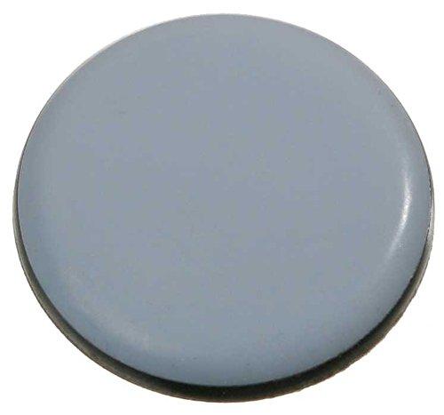 4-stuck-mobelgleiter-teflon-rund-selbstklebend-oe-50-mm-starke-5mm
