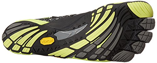 Vibram Fivefingers - Kmd Evo, Scarpe fitness Uomo Mehrfarbig (Black/yellow)