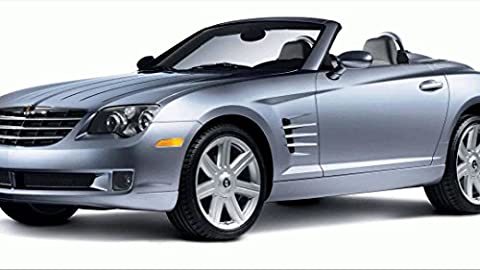 Chrysler Crossfire Customized 43x24 inch Silk Print Poster/WallPaper Great Gift