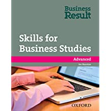 Skills for Business Studies Advanced (Business Result) (English Edition)