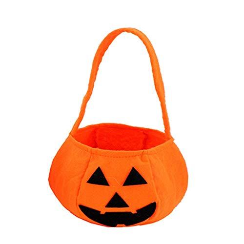 Inception Pro Infinite Halloween Tasche - Kürbis - Süßes oder Saures - Kostüm - Crossdressing - Accessoires (Kinder Kostüm Ideen 2019 Halloween)