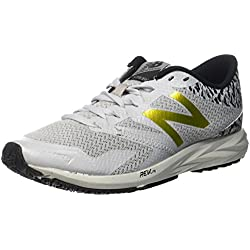 New Balance Wstro, Zapatillas de Running Mujer, Dorado (Gold), 43 EU