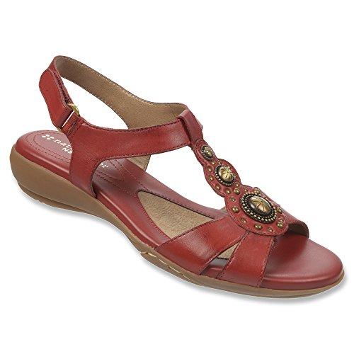 naturalizer-damen-sandalen-rot-rot-grosse-38