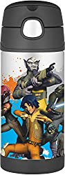 Thermos Funtainer 12 Ounce Bottle, Star Wars Rebels