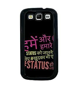 ifasho Designer Back Case Cover for Samsung Galaxy S3 Mini I8190 :: Samsung I8190 Galaxy S Iii Mini :: Samsung I8190N Galaxy S Iii Mini (Hookup Seeking Girls Dating Friends)