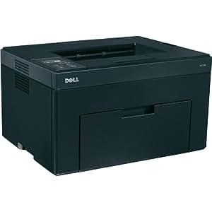 Dell 1250c Farblaserdrucker (600x600 dpi, 64MB RAM, USB 2.0) schwarz