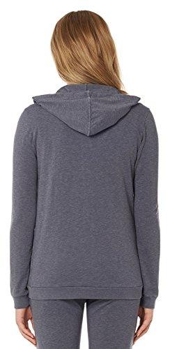 Noppies Homewear Loungewear- Hose oder Jacke Damen Hose für Sport und Freizeit NUR Jacke (Dark Shadow)