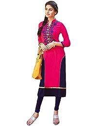Fashion Forever Women's cotton Kurti (FFR-14)