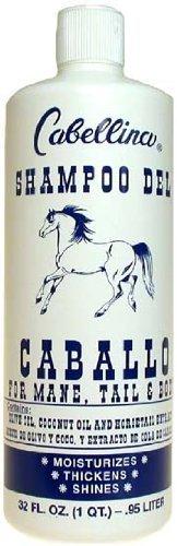 6pk - Cabellina - Mane Tail Shampoo - del Caballo by Alivio Vital