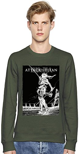 Attack On Titan Invert Unisex Sweatshirt XX-Large