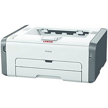 Ricoh SP 201N - Impresora láser (600 x 1200 DPI, 20000 páginas por mes, Laser, 2 ppm, 25 s, 10 s)