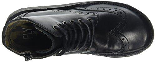 FLY London Marl, Bottes Classiques femme Noir (Black 000)