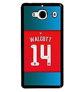 PRINTVISA Football Walcott Case Cover for Xiaomi Redmi 2S::Xiaomi Redmi 2::Xiaomi Redmi 2 Prime