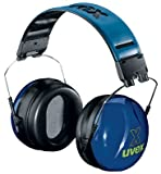 UVEX Kapselgehörschutz SNR-Wert 36 höchste Dämmleistung