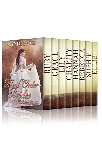 Brides Of Wichita Falls Vol 1-8 (Mail Order Brides of Wichita Falls) (English Edition)