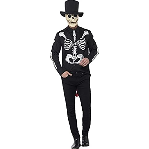 Costumes Dia De Los Muertos - COSTUME SQUELETTE