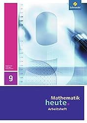 Mathematik heute - Ausgabe 2010 für Thüringen: Arbeitsheft 9 Realschulbildungsgang