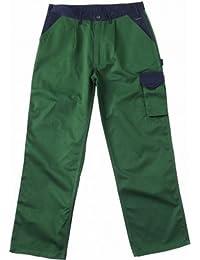"Mascot Hose ""Passos"", 1 Stück, 82C60, grün/marineblau, 08579-800-31-82C60"