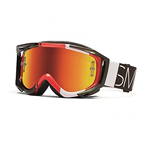 Sunglasses SMITH OPTICS Fuel V.2Sweat-X FIRE BLOCKHEAD–Smith 431203