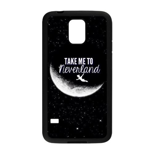 Chinese Take me to neverland Cheap Cover Case for SamSung Galaxy S5 I9600,diy Chinese Take me to neverland Cell Phone Case