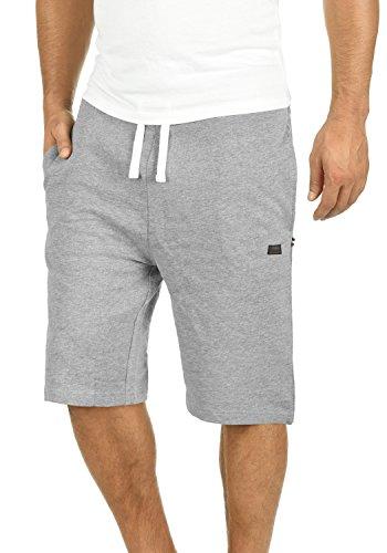 PRODUKT Jeromé Herren Sweat-Shorts kurze Hose Sport-Hose aus hochwertiger  Baumwollmischung Light Grey