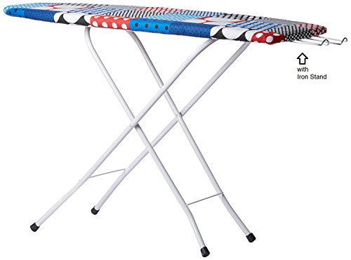 PAffy Folding Ironing Board / Table - Wooden (112 X 32Cm)