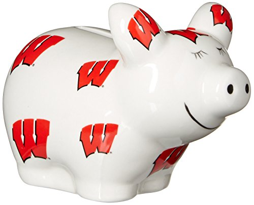 ncaa-wisconsin-badgers-logo-all-over-piggy-bank-one-size-multicolor