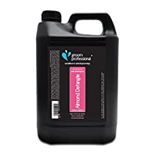 Groom Professional Almond Detangle Shampoo 4 Litre