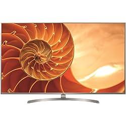 """LG 55UK7550 - Téléviseur LED 4K 55"""" (140 cm) 16/9 - 3840 x 2160 pixels - Ultra HD 2160p - HDR - Wi-Fi - Bluetooth - 100 Hz ( Catégorie : TV )"""