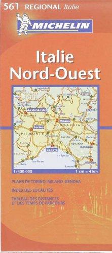 Italie Nord-Ouest (Maps/Regional (Michelin))