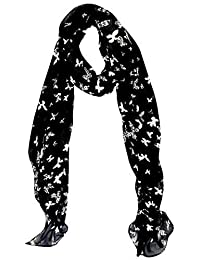 8e355614719d2 Chiffon Women's Scarves: Buy Chiffon Women's Scarves online at best ...