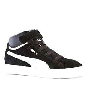 Puma Mid V Kids 350454 4 Jungen Schuhe Schwarz [27, Uk 9 C