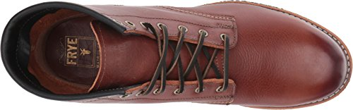 Frye Arkansas Mid Lace, Bottines Marron Pour Homme