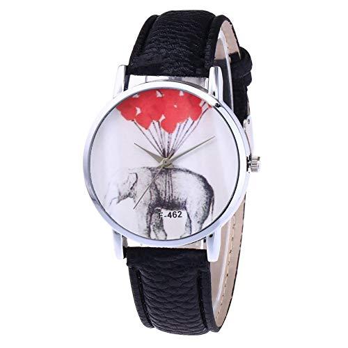 Lederband Quarz Mode Uhr F462-A Damenuhren Damen Armbanduhr Top-marke Luxus Mädchen Quartzwatch