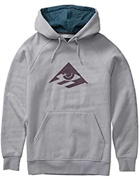 Emerica Toy' Pullover Hood. Light Grey.