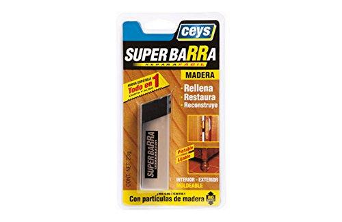 Ceys CEY400505025 Super Barra Reparadora Madera