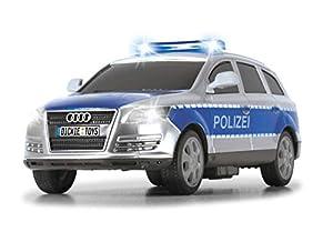 Dickie Toys 203713008 vehículo de Juguete - Vehículos de Juguete (Azul, Blanco, Coche, Interior, 3 año(s), 5 año(s), Niño/niña)