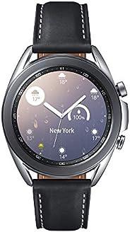 Samsung Galaxy Watch3 Smartwatch de 45mm, Bluetooth, Reloj inteligente Color Plata, Acero [Versión española] (